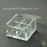 China BO (3) acrylic boxes wholesale wholesale