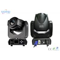 China Gobo Stage Lighting / 90W LED Moving Head Adjustable Rotation Speed CE RoHS wholesale