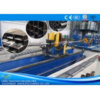 China Galvanised Steel Cold Cut Pipe Saw 50m / Min Cutting Speed With Saw Blade wholesale