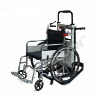 China Electric Stair Climbing Stretcher For Elderly People , Stair Climbing Power Chair wholesale