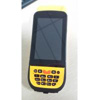 China 4.3 inch Rugged 1D 2D Barcode Scanner HandHeld Rfid Reader with Android 4.0 OS wholesale