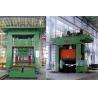 China Automatic Heavy Duty Hydraulic Press Machine Table Size 1100*1100 Shape Stability wholesale