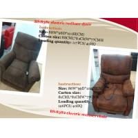 Quality China Lift Recliner Massage Chair with Heating Function and Optional Backup Battery for sale