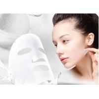 China Organic Mask Aloe Vera Crystal Facial Mask 21*21cm size can be customized wholesale