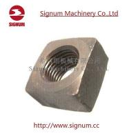 Buy cheap Carbon Steel Material Six Angle Nut from wholesalers