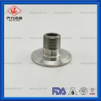 China Thread 1 Inch Sanitary  Hose Ferrules Small Size Hygienic Easy Maintenance on sale