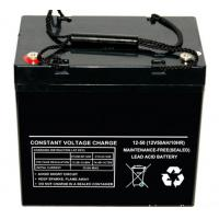 China Gel and deep cycle Sealed Lead Acid Battery 12v 50ah Inverter Power System UPS power wholesale