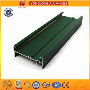 Powder Coated 6005 6005A Aluminum Alloy Profiles / Heat Transfer Plates