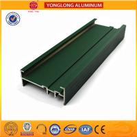 China Powder Coated 6005 6005A Aluminum Alloy Profiles / Heat Transfer Plates wholesale