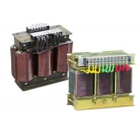 Buy cheap Industrial 3 Phase IP21 600V / 690V High Frequency Isolation Transformer 1-1000KVA from wholesalers