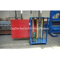 China Electric Cold Roll Forming Machine / Professional Roll Form Machine Roof Panel Curving wholesale