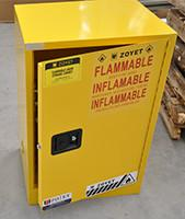 4 Gallons Safety Storage Cabinets For Gas Station, Flammable Safety Storage
