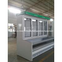 China Stainless Steel Combined Freezer wholesale