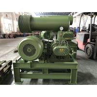 China Air Roots Rotary Lobe Blower , 100-150KPA air pneumatic conveying blower wholesale