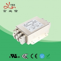 China 380V 440V 30A 40A 3 Phase EMC Filter AC Line Filter For Converter wholesale