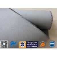 "Buy cheap 1600gsm 1.2mm 39"" Silicone Coated Fiberglass Fabric Heavy Duty Materials from wholesalers"
