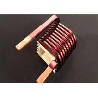 China 0.155-7.5mm Colored Enameled Copper Wire Rectangular Enamelled Copper Winding Wire wholesale