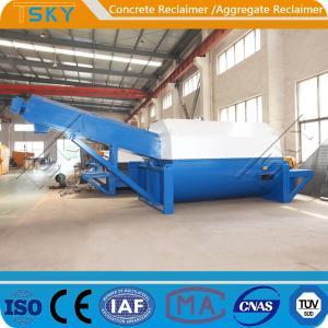 China 10tph Concrete Separator wholesale