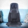 China Smart Car Massage Cushion With Heat , Popular Infrared Shiatsu Massage Chair Cushion wholesale