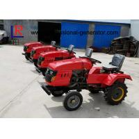 China Single Cylinder Tractor Tillers And Cultivators Garden / Farm Mini Tractor wholesale