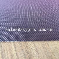 China 3 Ply Diamond Low Noise PVC Conveyor Belt 2mm Thickness PVC Conveyor Belting wholesale