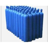 China Medical / Industrial 20L / 50L Pressurized Compresses Gas Cylinder 27.8-57.9KG wholesale