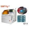 China 600*450mm FPC Laser Cutting PCB Depanelizer Machine ±1μM Repetition Precision wholesale