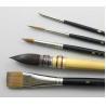 Buy cheap New artist brush set, best oil painting brush,12pcs per set bristle brush from wholesalers