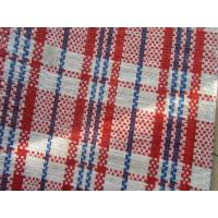 China 55gsm-80gsm  light duty pe tarpaulin for woven bag fabric,printable packing material . wholesale