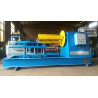 Automatic Hydraulic Decoiler Machine , Sheet Metal Decoiler 350H Steel Frame