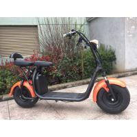 China 1000W CE and RoHS aproved electric scooter with removeable lithium battery wholesale