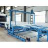 China Automatic Polyurethane Sponge Making Machine Line With Siemens Inverter wholesale