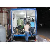 China Potable Container Drinking Water Purification Systems Containerised Ro Plant on sale