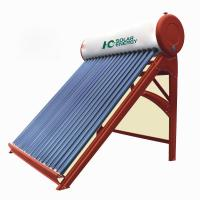 China rooftop solar water heater(CE,ISO9001-2008,CCC) wholesale