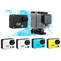 Quality Portable HD 1080P Wifi Action Sports Camera , Digital Video Camcorder for Surfing / Skydiving for sale