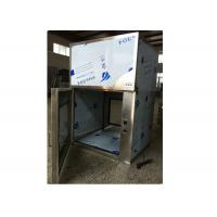 China DOP Dynamic Air Shower Pass Box For Biological Pharmaceutical , ISO wholesale