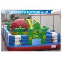 China Kids Inflatable Amusement Equipment / Commercial Inflatable BouncersFor Learning Center wholesale