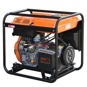 China Suqare Frame 2.5kw Small Portable Diesel Generator , 2000 Watt power diesel generators on sale