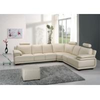 China Small L Shaped Sectional Sofa , Corner Sectional Sofa For Small Living Room wholesale