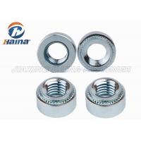 Quality Stainless Steel Rivet Nuts Round Head , Convenient Self Clinch Nuts For Sheet for sale