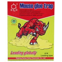 China High Quality Strong Adhesive Mouse Rat Trap Glue Board for pest control on sale