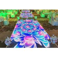 China Plastic Package LED Screen Dance Floor RGB 3 In 1 SMD1921 Lamp Bead wholesale