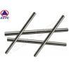 China Custom Tungsten Round Bar , 6 / 10 / 12 MM Tungsten Metal Rod For Bushing Bearings wholesale