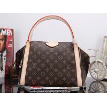 China Louis Vuitton M41070 Old flower skin coffee women large bag - shoulder bag wholesale