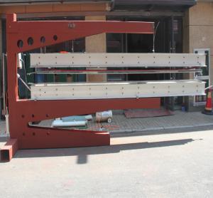 China Custom Conveyor Belt Splicing Machine , Hot Press Conveyor Belt Vulcanizing Machine on sale