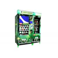 China Dual Screens Pharmacy Medicine Auto Vending Machine With Big Capacity And Credit Card Payment Function wholesale