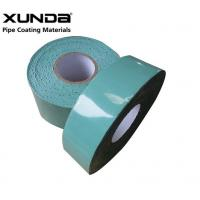 1.8 Mm 2.0 Mm Thick Viscoelastic Coating Anti Corrosion Tape For Pipe Flange