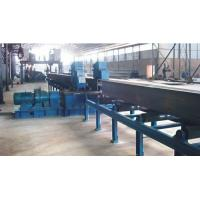China Flange Plate Straightening Machine Press Edge Deformate H Beam Production Line wholesale