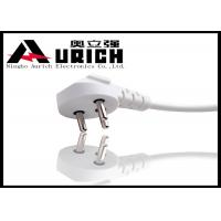 3 Pin AC Plug Israel Standard International Power Cords Sii Approved 3 Prong 250V 16A
