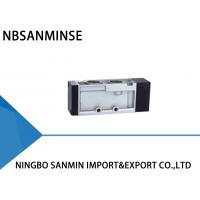 """China 40 Micron Filtered Air Pneumatic Solenoid Valve Five Port G1 / 2 """" Port Size wholesale"""